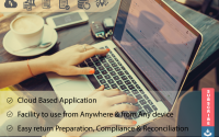Still searching for a Perfect #GST Solution, Choose #KDKGST a Comprehensive #Invoice to #GST #Compliance Solution.