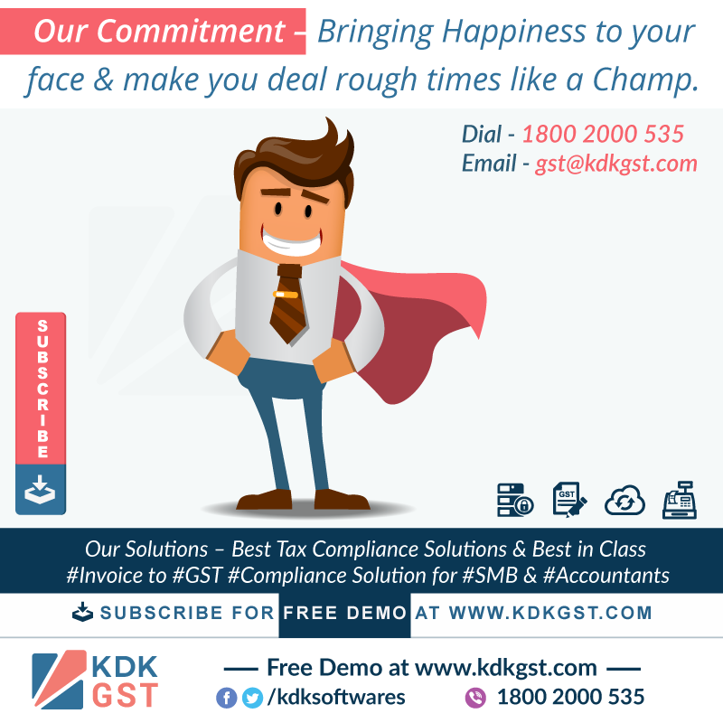 Our Commitment – Bringing Happiness to your face & make you deal rough times like a Champ.