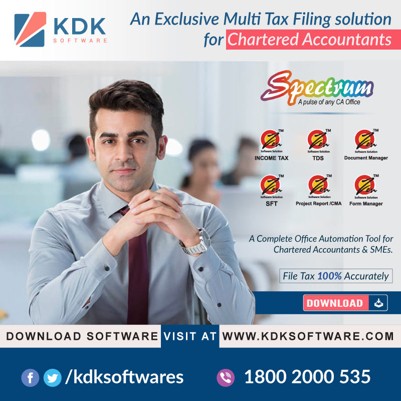 An Exclusive Solution for All Your Tax Filing Needs.