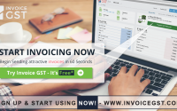 Experience a New Era of Invoicing with Cloud based Invoice GST.