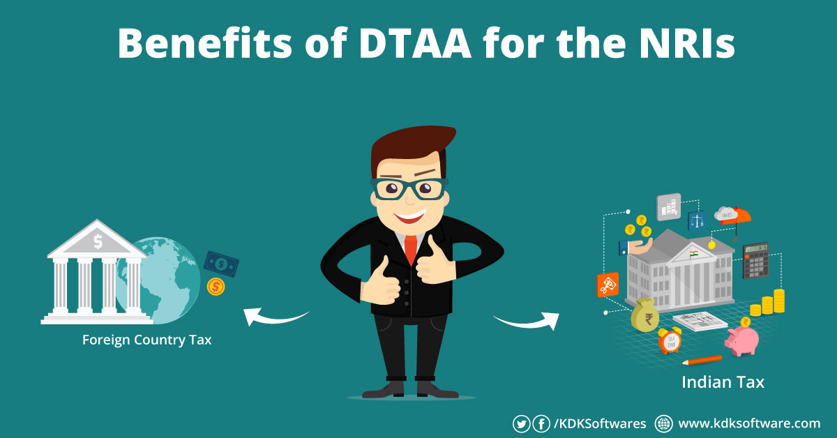 Benefits of DTAA for the NRIs